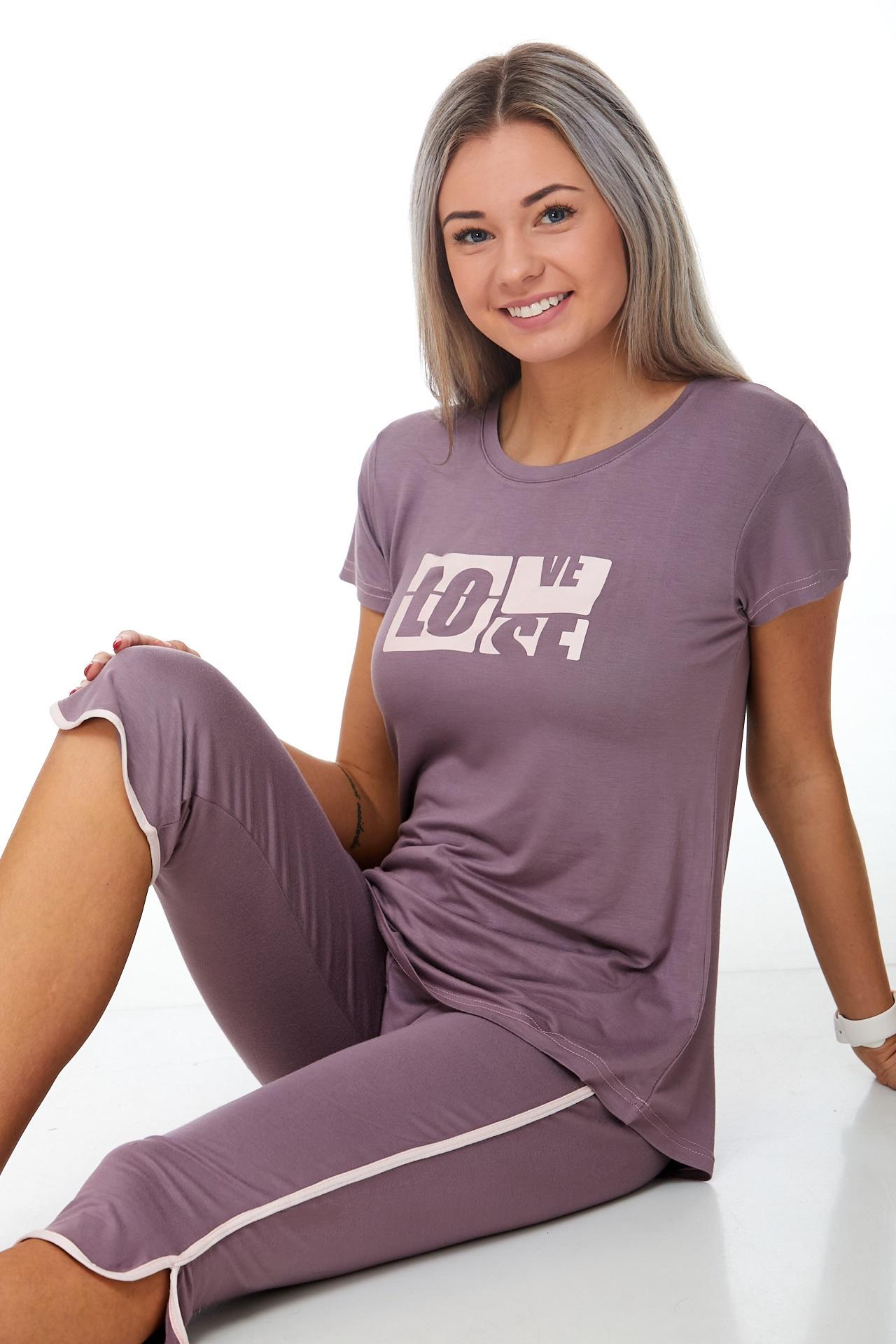 Pyžamo luxusní dámské 1D0873