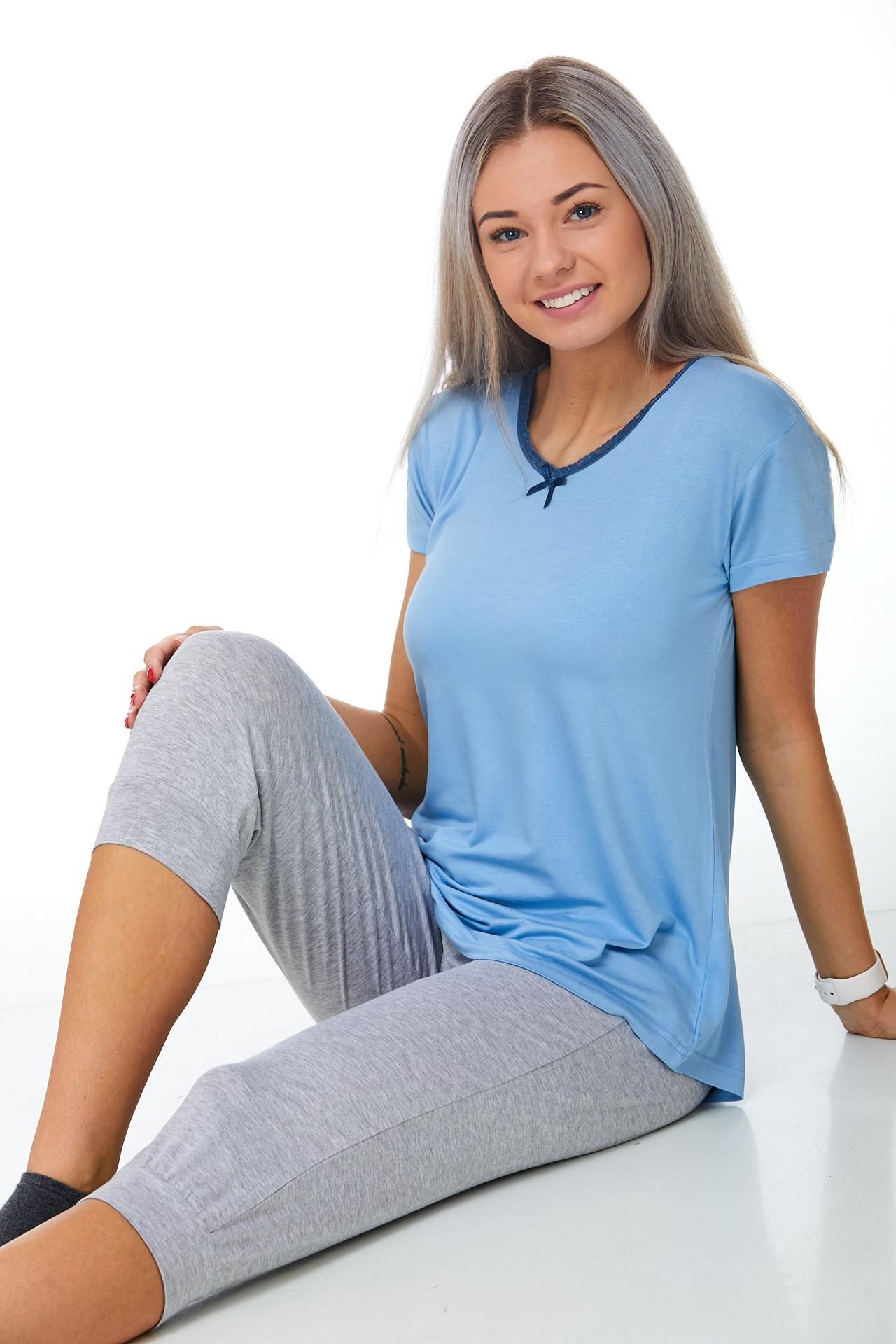 Pyžamo luxusní dámské 1D0870
