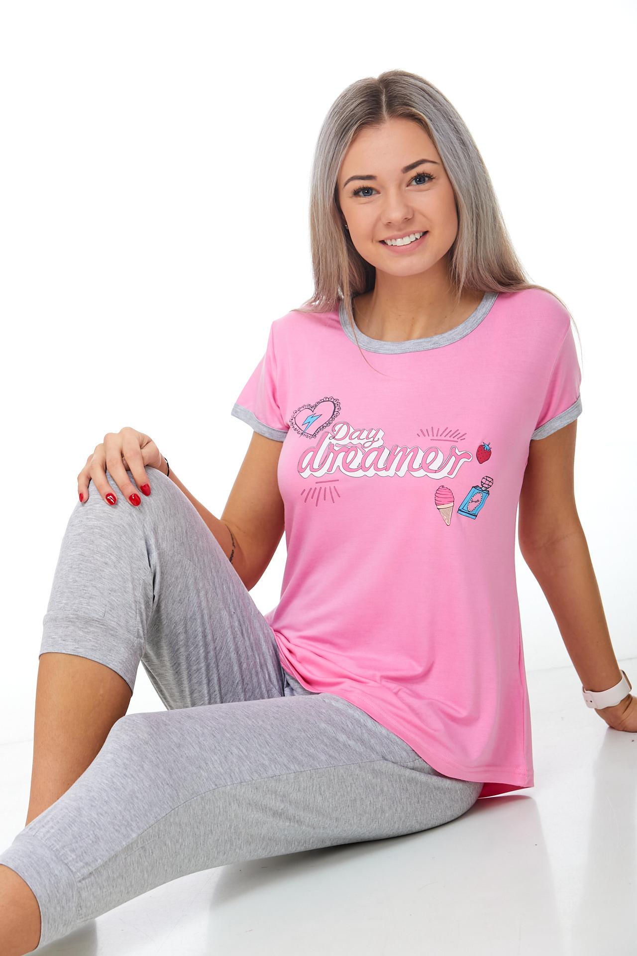 Pyžamo luxusní dámské 1D0865