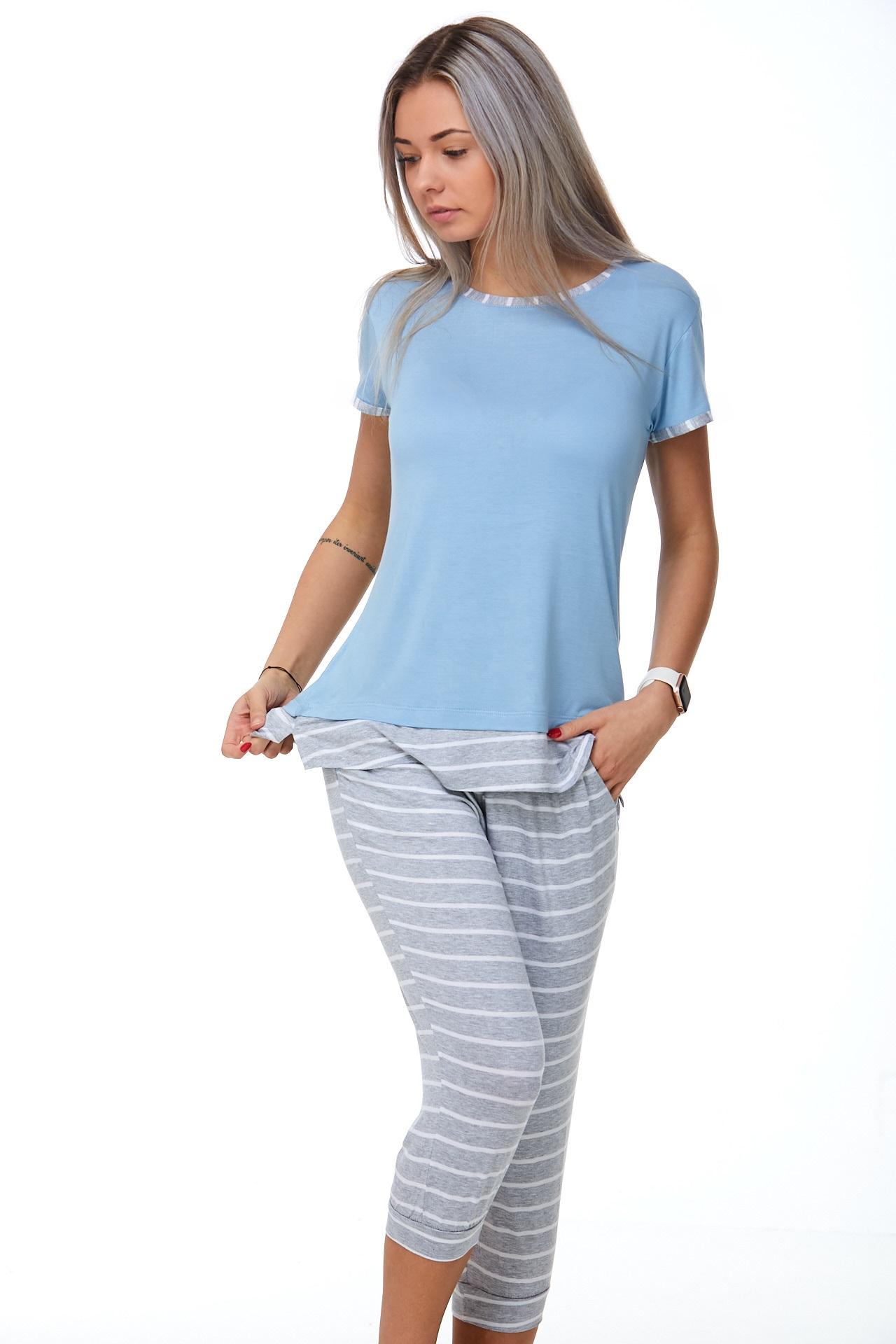 Pyžamo luxusní dámské 1D0861