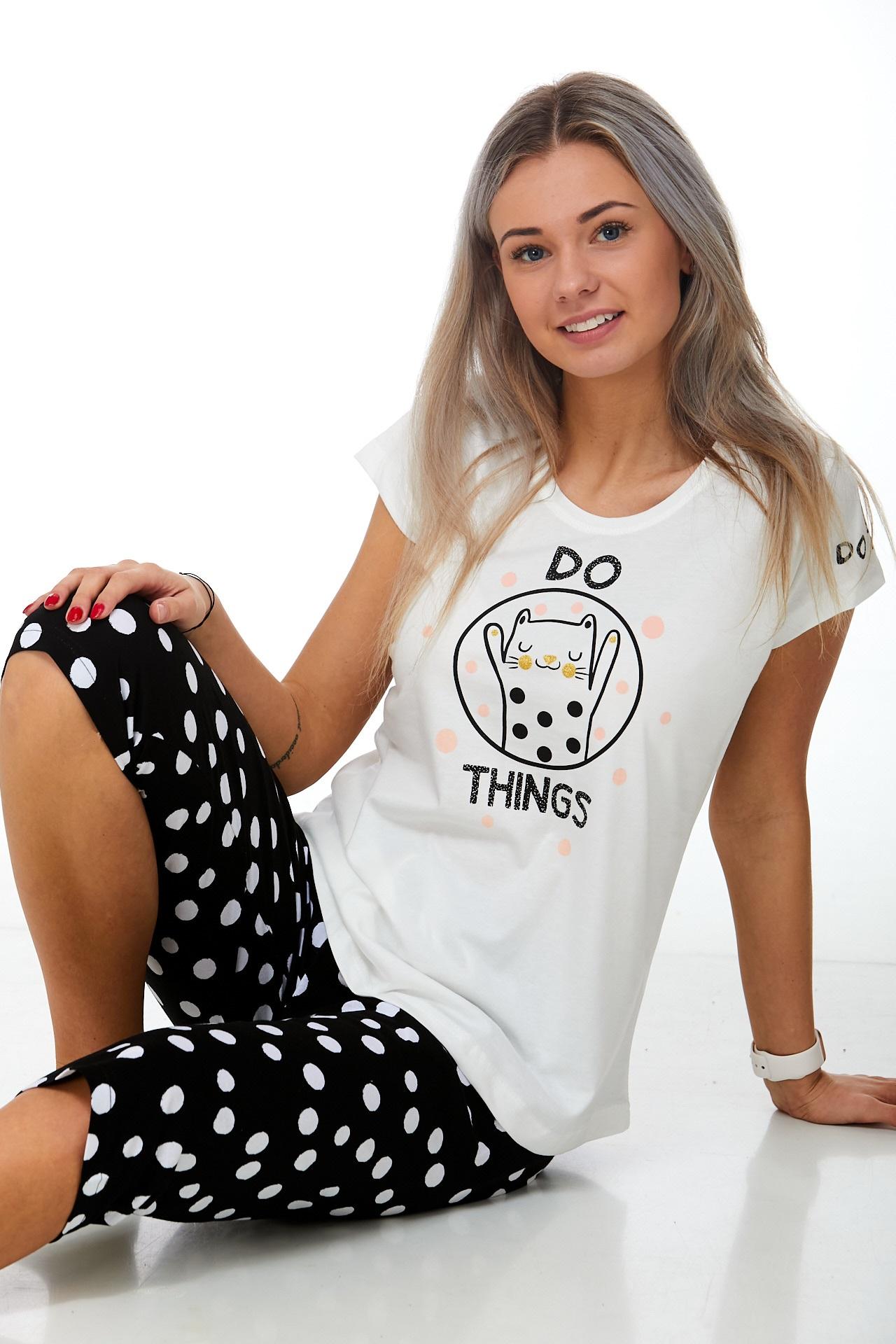 Dámské pyžamo 1B1141