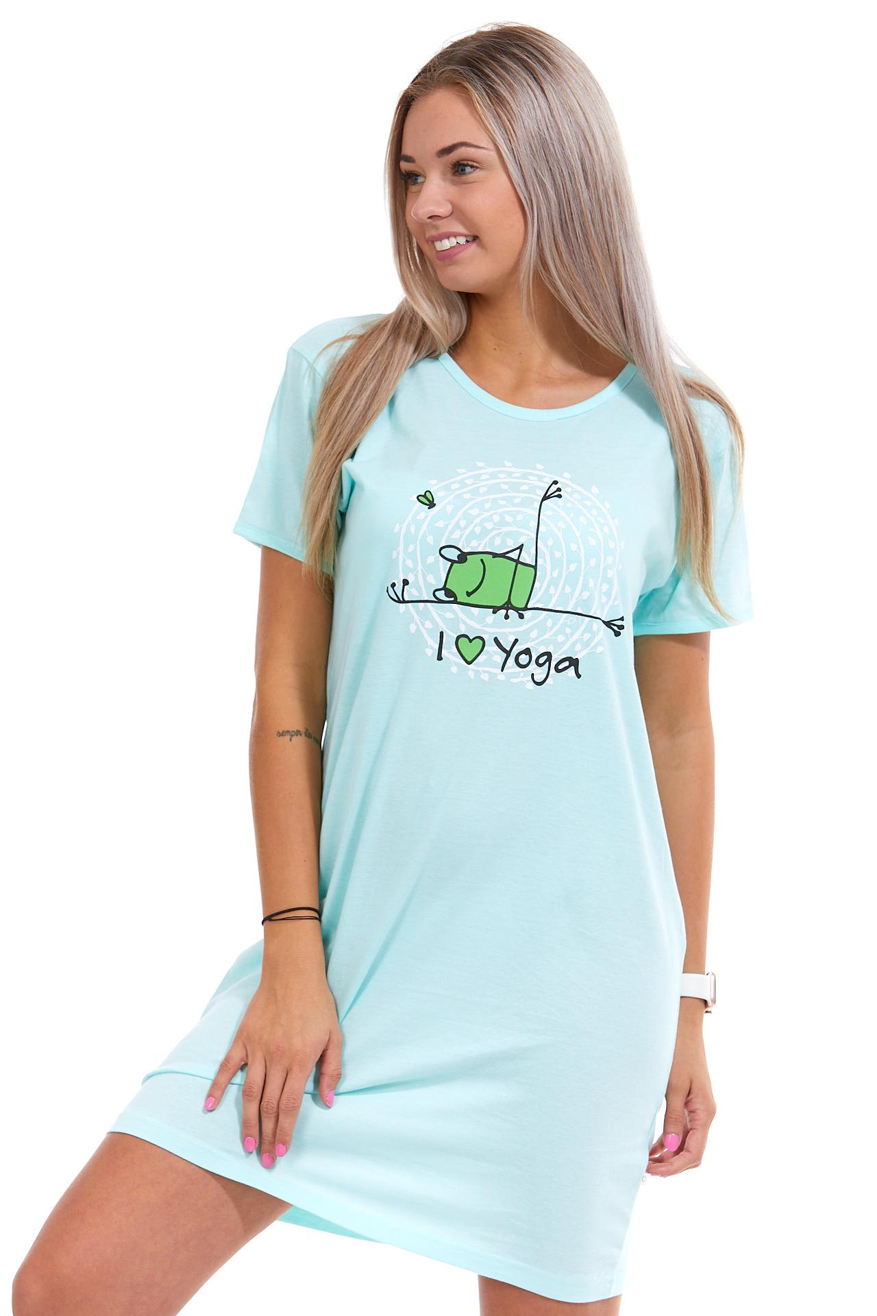 Noční košilka pro ženy Yoga 1C2461