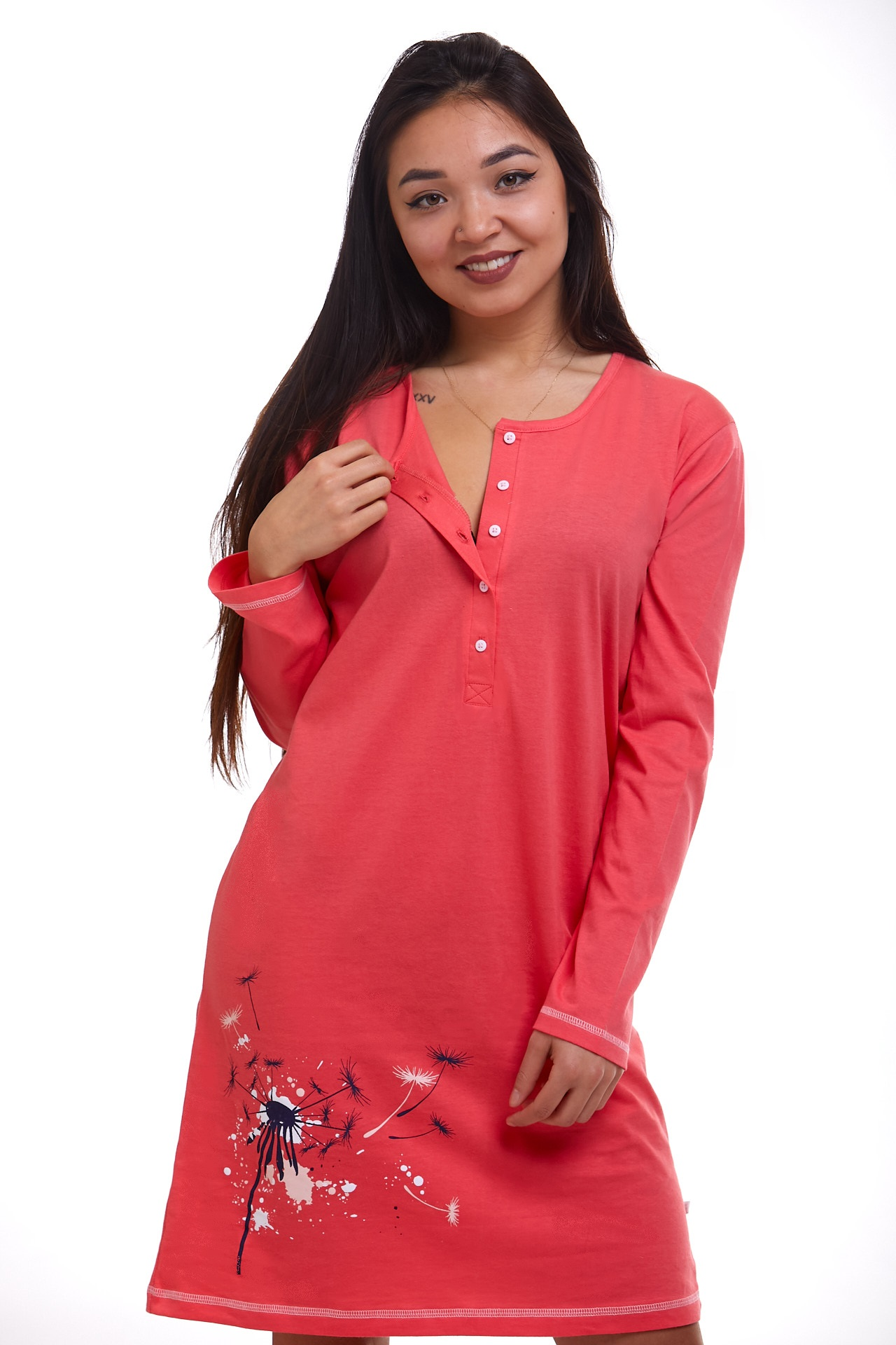 Noční košilka pro ženu 1C2445