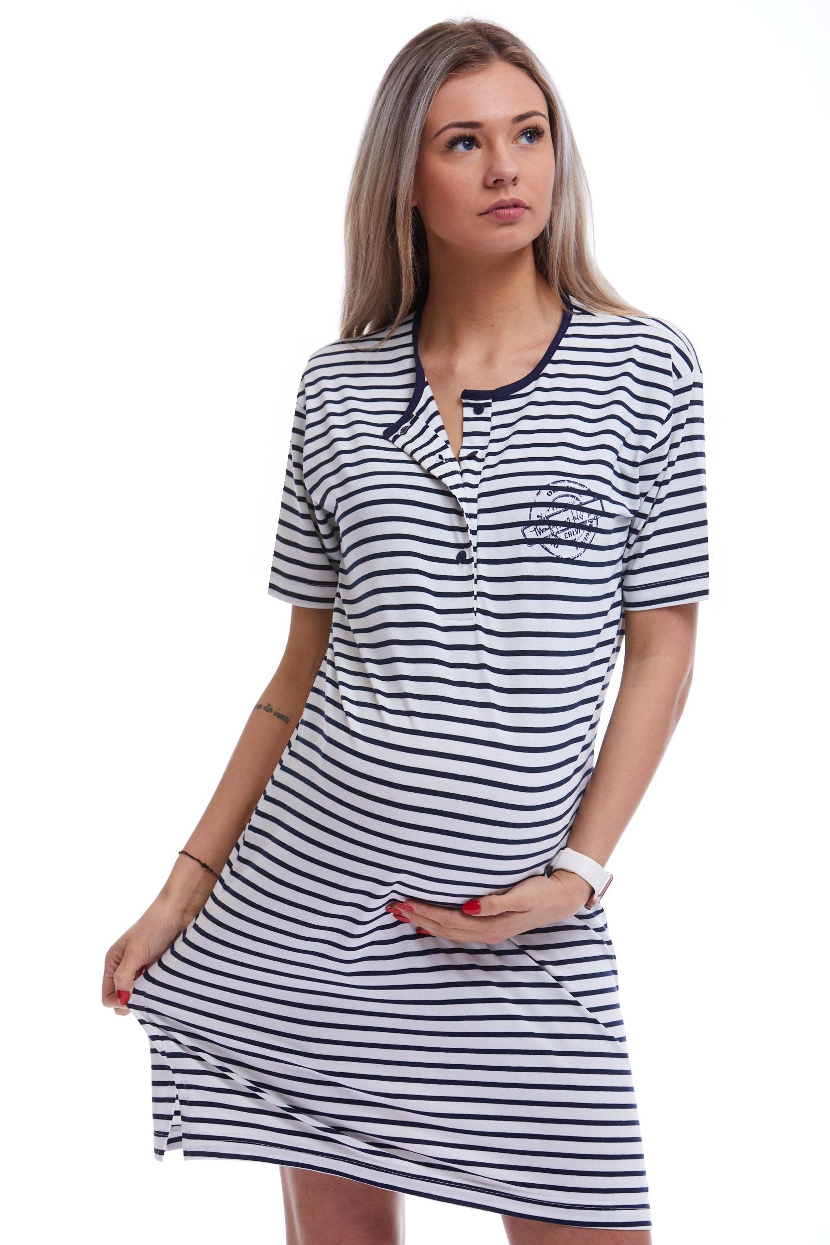 Košilka pro kojící maminky