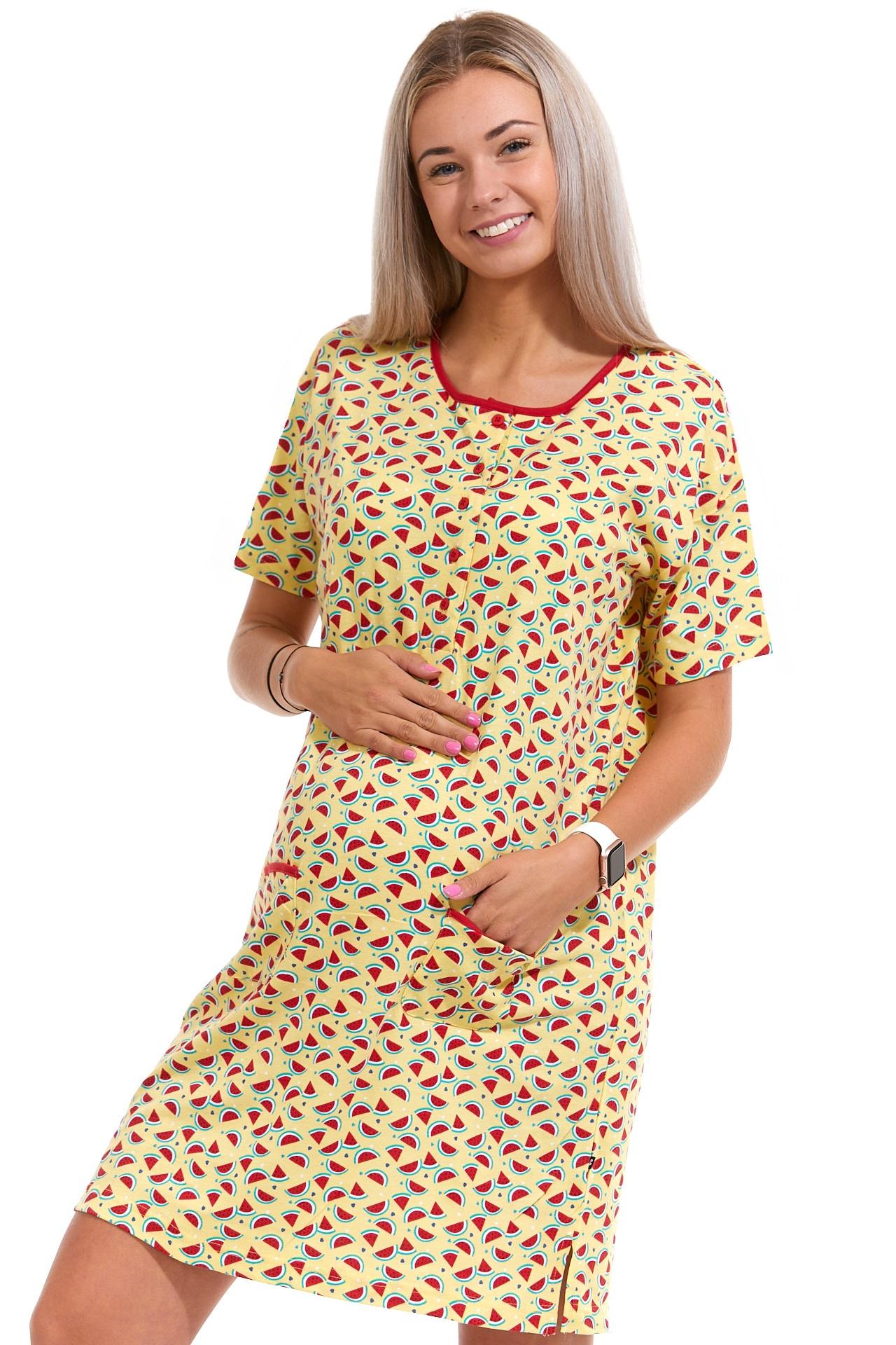 Kojící a těhotenská košilka melouny 1C2438
