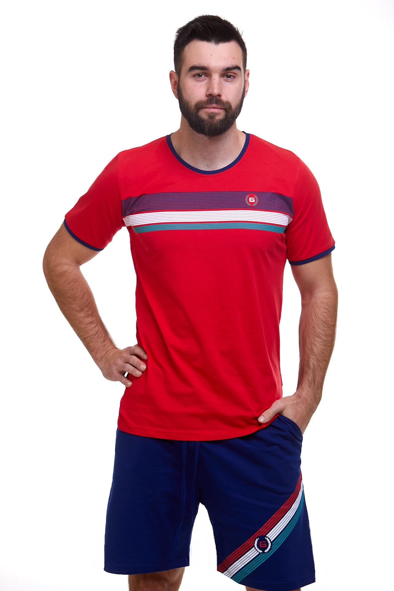 Pyžamo pro muže sportovní 1P1111