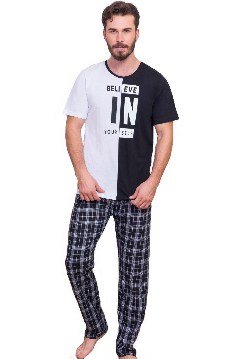 Pyžamo pro muže luxusní 1P1122
