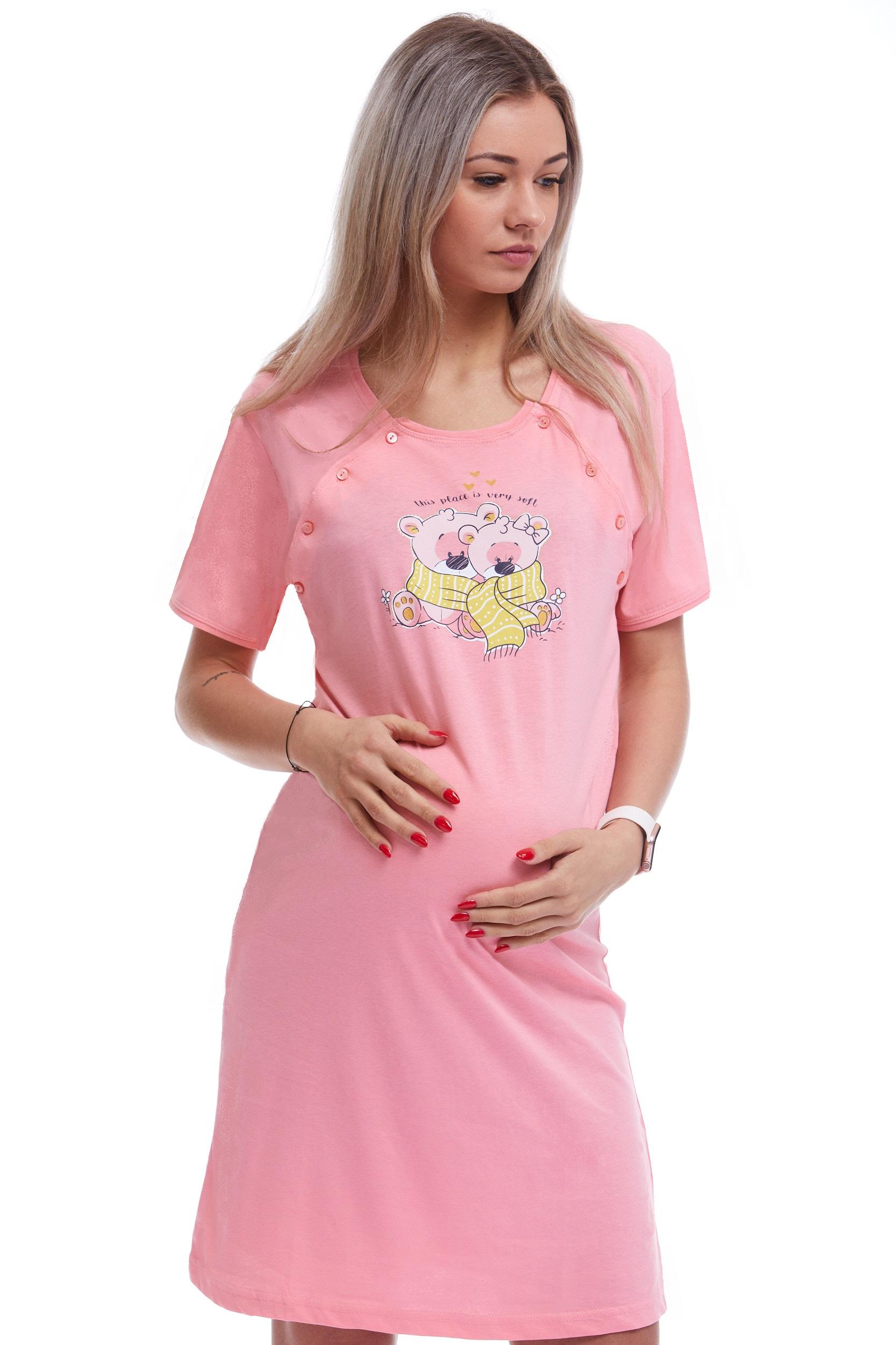 Košilka kojící do porodnice 1C2559