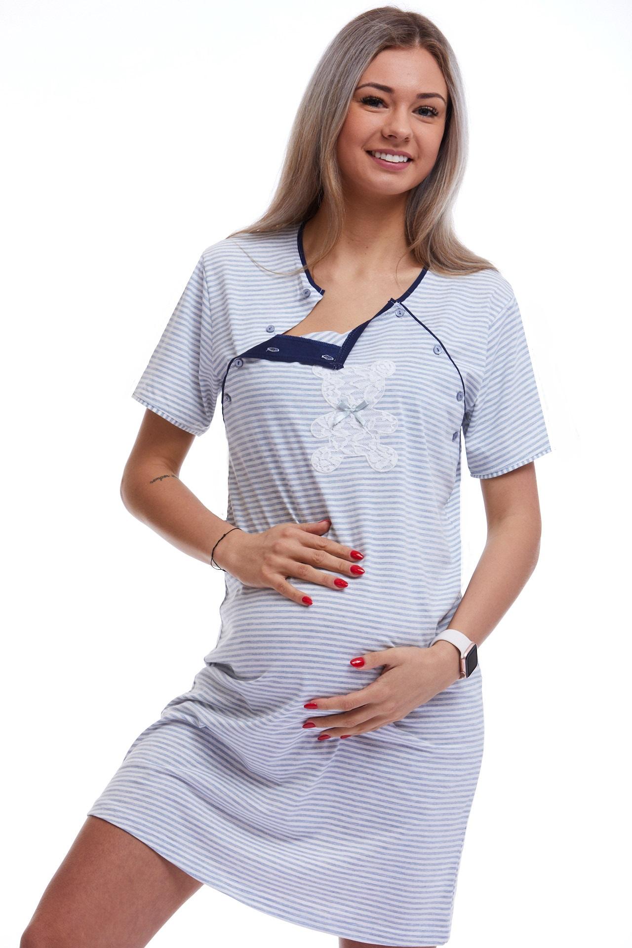 Košilka kojící do porodnice 1C2567