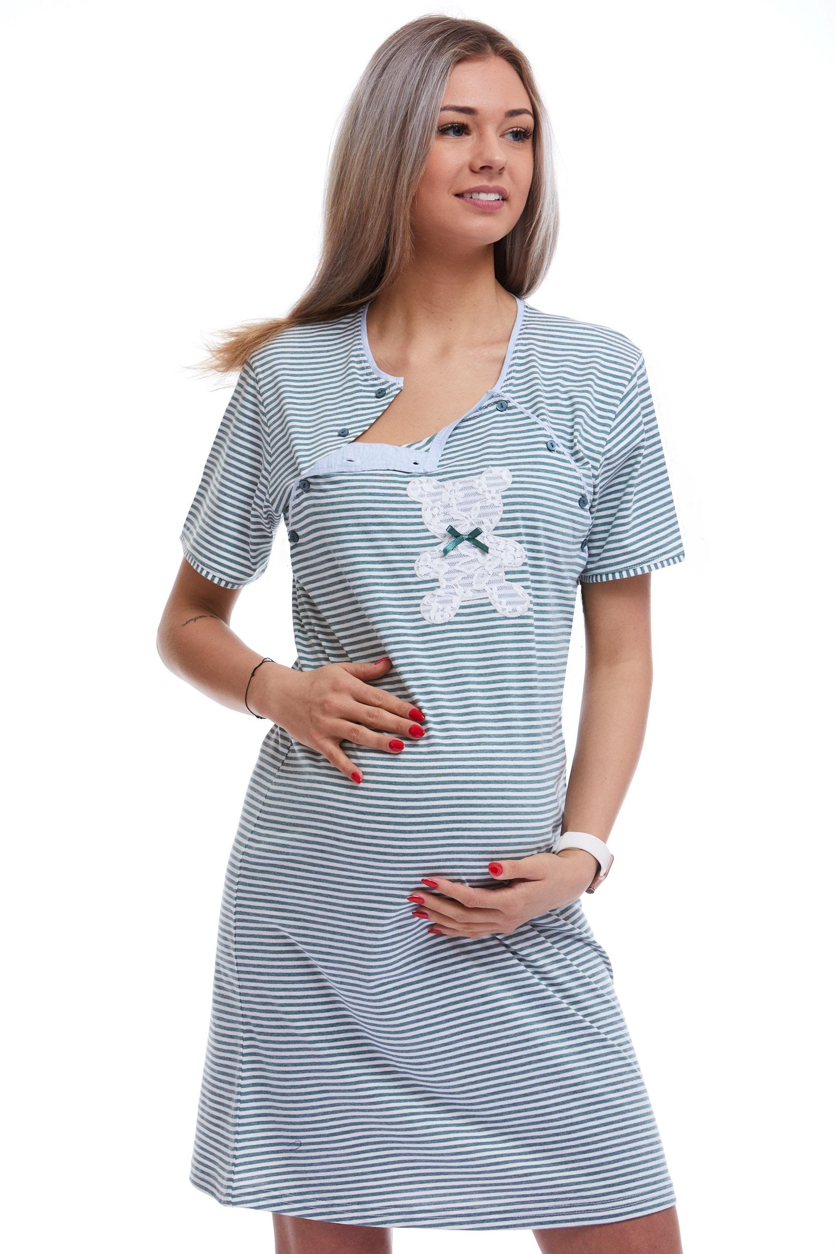 Košilka kojící do porodnice 1C2565