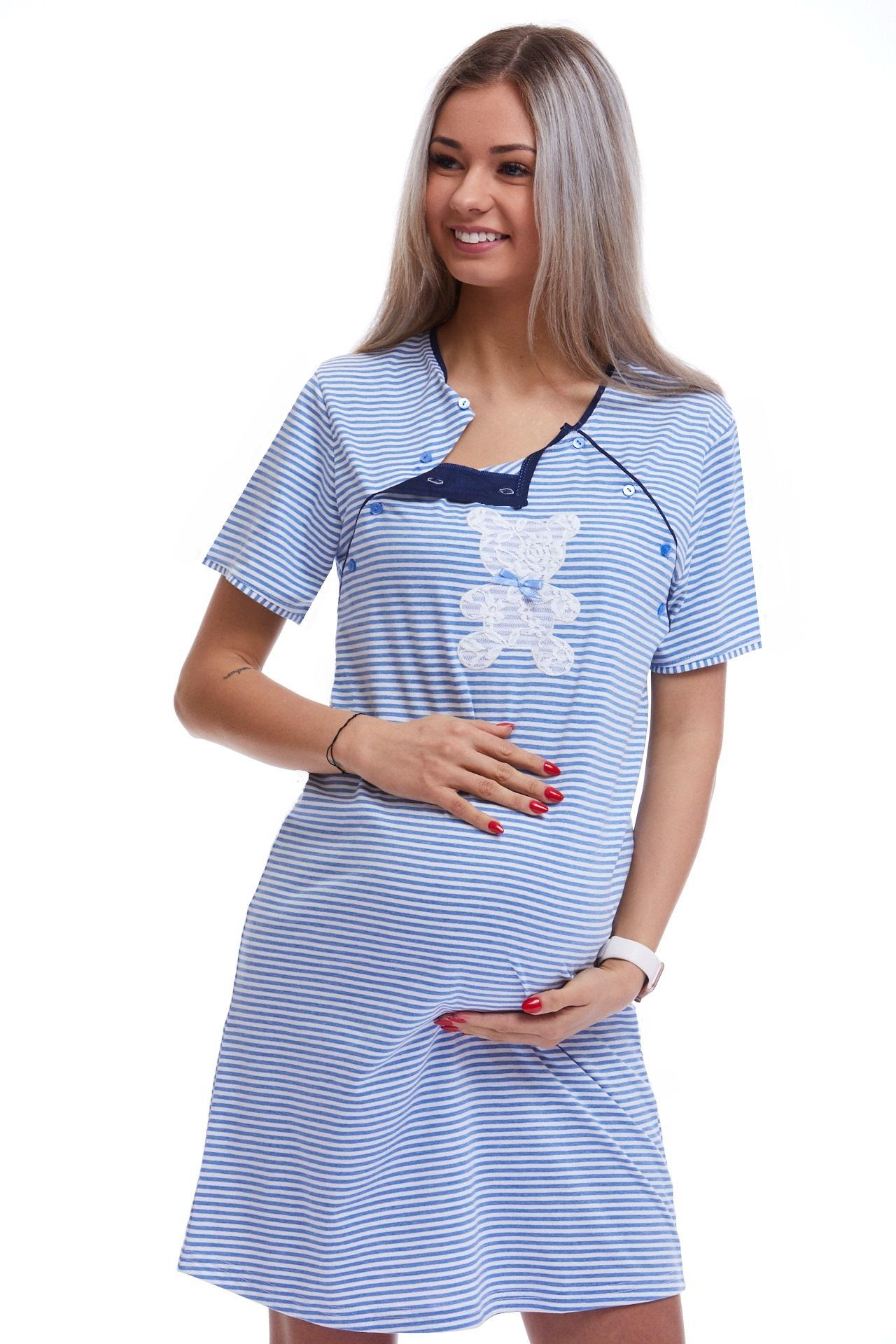 Košilka kojící do porodnice 1C2564