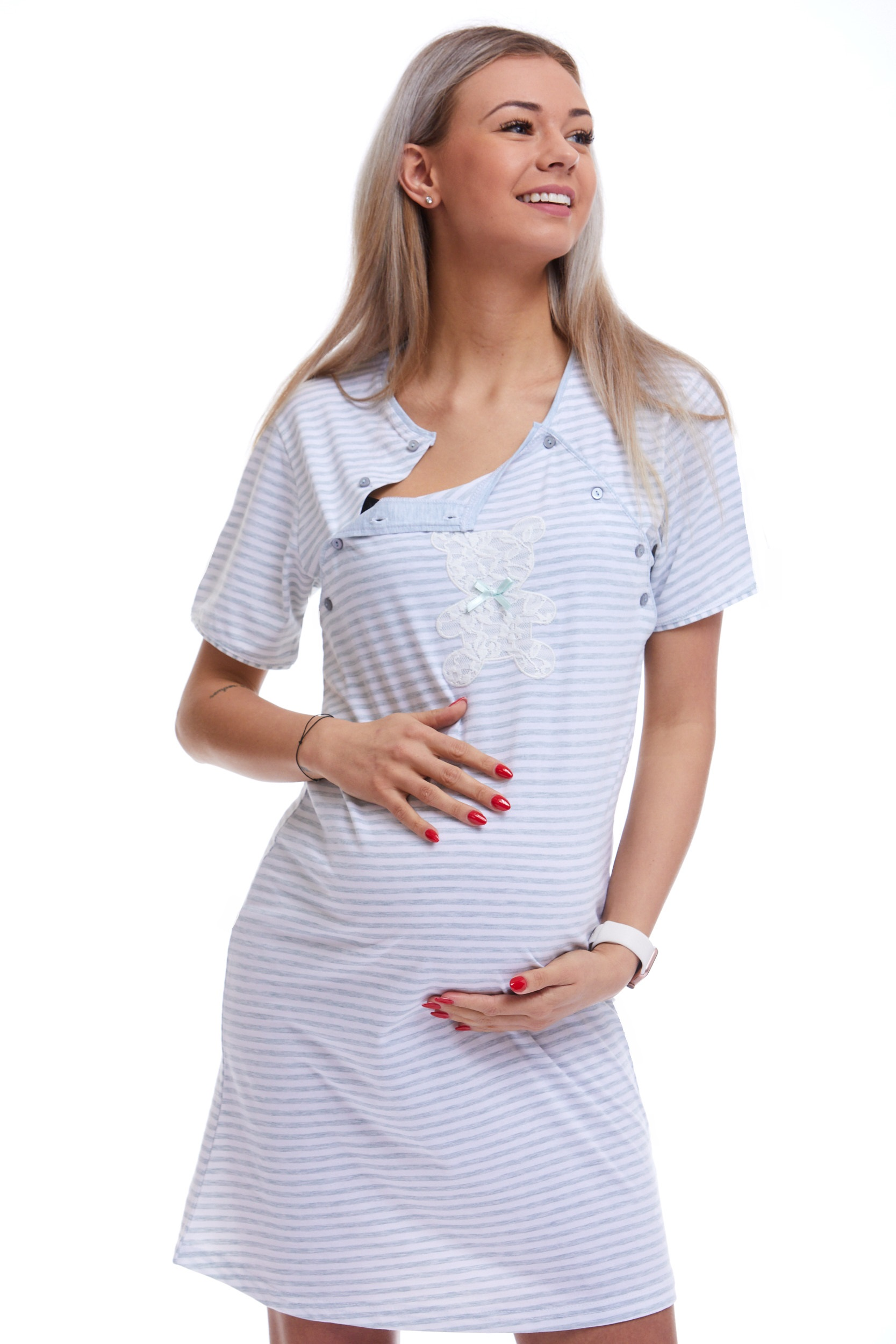 Košilka kojící do porodnice 1C2562