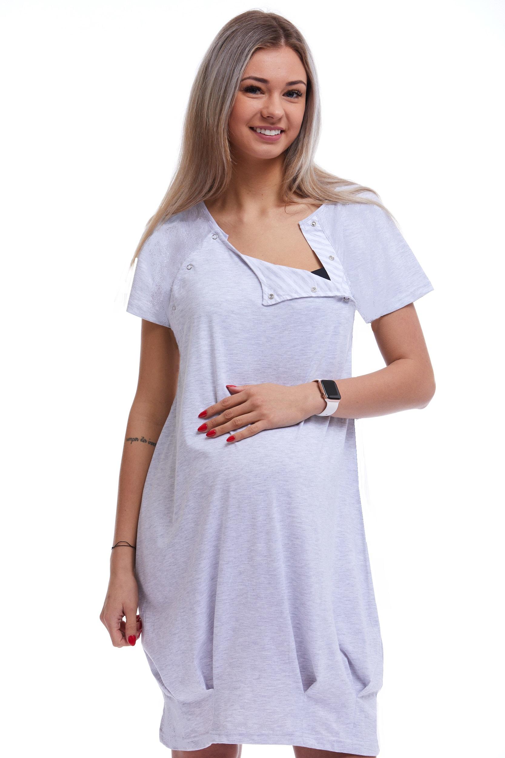 Košilka kojící do porodnice 1C2554