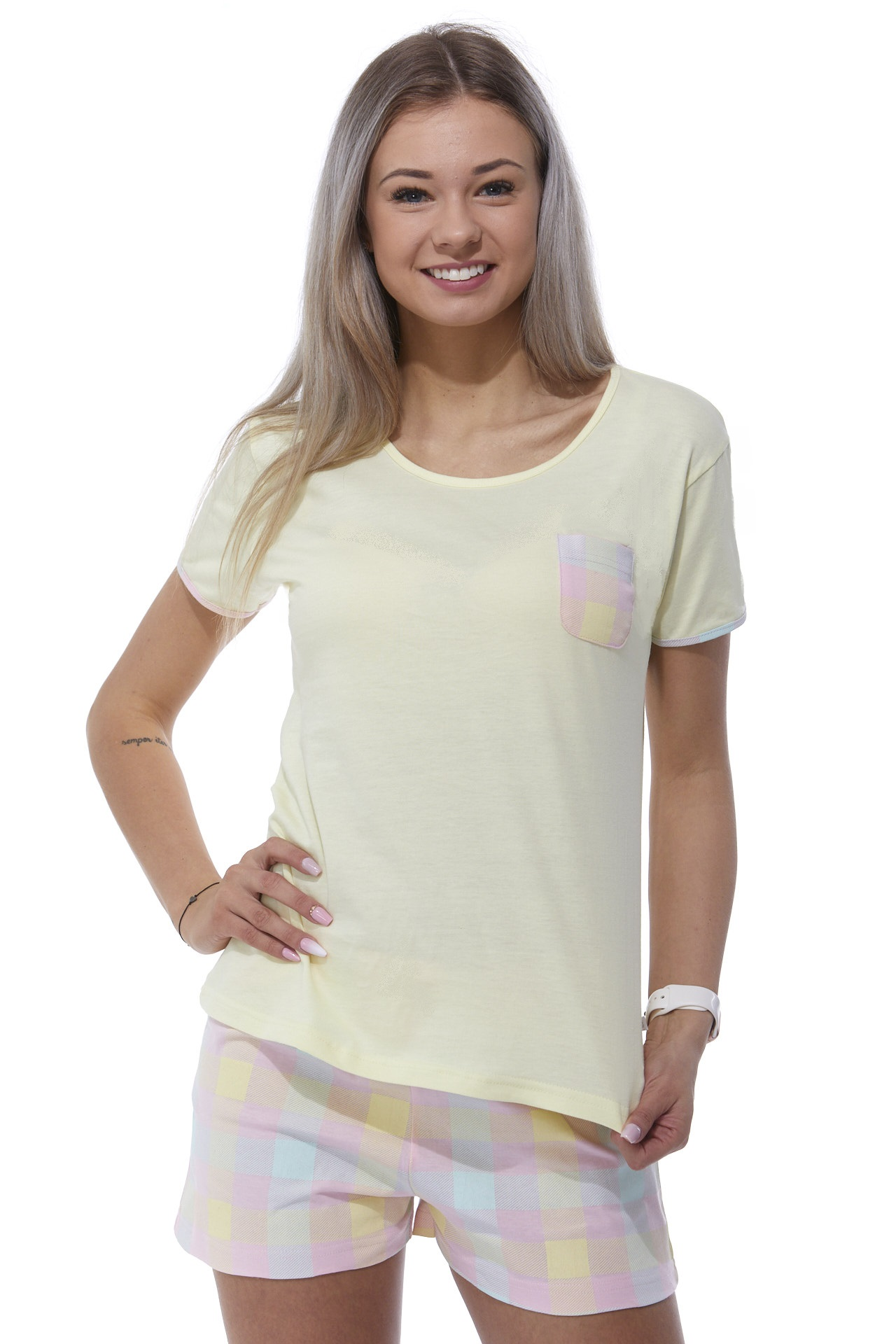 Dámské pyžamo letní model