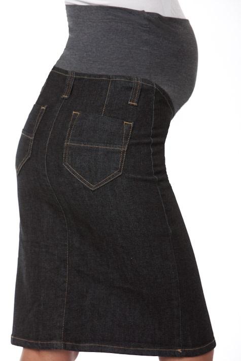 Těhotenská sukně 1S0183