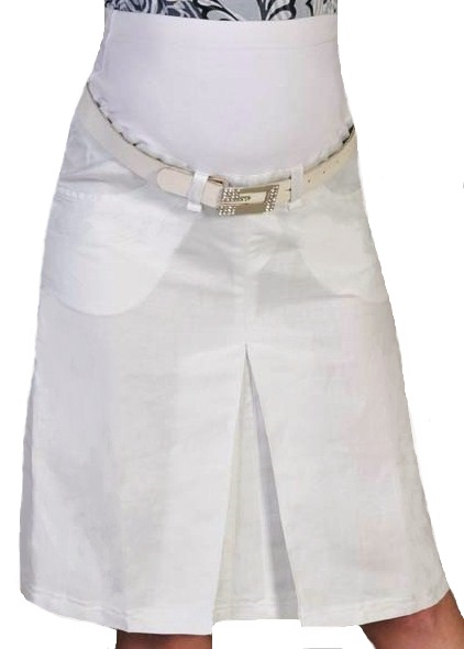 Těhotenská sukně 1A0230